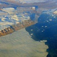 Над Гренландией :: Алексей Меринов