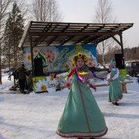 Весна в танце!! :: Иван Щербина