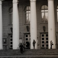 Театральная жизнь :: Дмитрий Тарарин