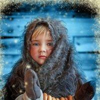 Морозко :: Виктория Дубровская