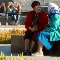 Внутри себя мы все одного возраста :: Тамара Зеленюк