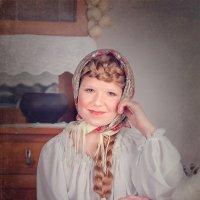 На Руси :: Евгения Малютина