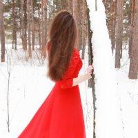 Девушка :: Аделина Ильина