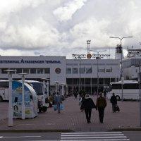 Таллиннский морской терминал :: Александр Рябчиков