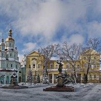Свято-Покровский монастырь в Харькове :: Лидия Цапко