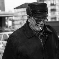с сигаретой :: Вадим Sidorov-Kassil