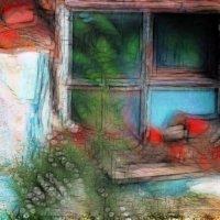 Окно в будущее :: Борис Соловьев