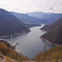 Пивско езеро у Плужине :: Petr Popov