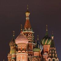 Купола храма Василия Блаженного :: Валерий Тумбочкин