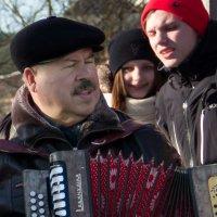Играй, гармонь! :: Сергей Залаутдинов