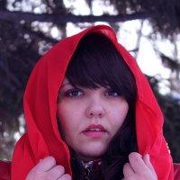 В лесу :: Анастасия Шумихина