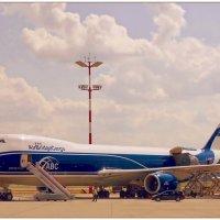Воздушный грузовик :: Кай-8 (Ярослав) Забелин