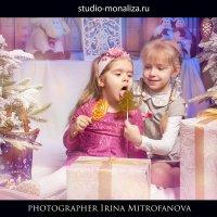 Сластены :: Ирина Митрофанова студия Мона Лиза