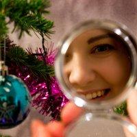 Новогодняя улыбка :: Ирина Кузнецова