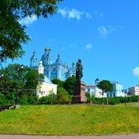 Памятник Кутузову :: Милешкин Владимир Алексеевич