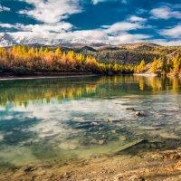 Осенью в горах :: Sergey Oslopov