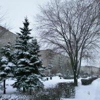 Последний день зимы... :: Алёна Савина