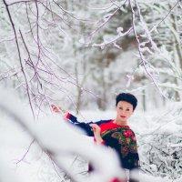 Зима :: Любовь Жаркова