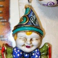 Венецианский клоун :: Таня Фиалка