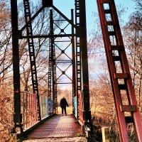 мост :: Natalia Mihailova