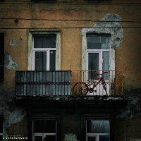 Урбанометрия. Геометрия пространства. :: Евгений Верещагин