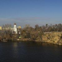 Монастирський острів :: Дмитрий Гончаренко