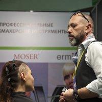 Мастер-парикмахер :: Сергей Григорьев