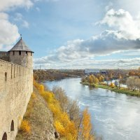 Ивангородская крепость :: Николай