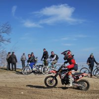 Мотокросс, Таганрог 23/02/2015 :: Андрей Lyz