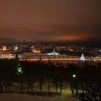 Вид на город Чеюоксары :: Яна Ахриненко