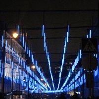 Огни вечерней Москвы :: Маера Урусова