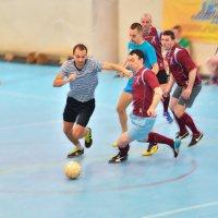 Борьба за мяч :: Viktor Pjankov