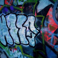 Граффити 03 :: Мария Кальченко-Буланова