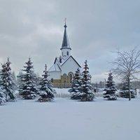 храм Георгия Победоносца :: Елена