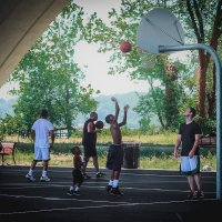 playing basketball :: Ольга Макашова