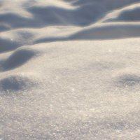 Дыхание  снега. :: Валерия  Полещикова