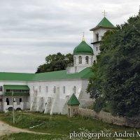 Свято-Михайловский монастырь. Адыгея :: Андрей Мартынюк