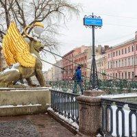 Крылатые львы :: Евгений Никифоров
