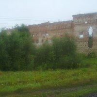 Старосельский  замок :: Андрей  Васильевич Коляскин