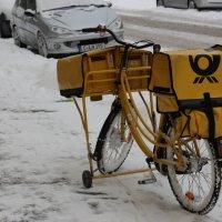 Почтовелосипед :: Михаил Красюк