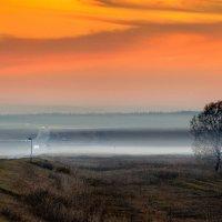 Оранжевое небо :: Mike214
