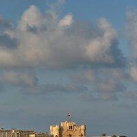 Крепость Кайт-Бей в Александрии :: Евгений Печенин
