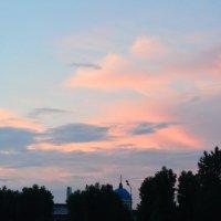 Мне бы в небо... :: Екатерина Харитонова
