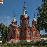 Богородице-Тихоновский Тюнинский монастырь. Вознесенский собор :: Алексей Шаповалов Стерх