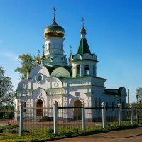 Церковь Троицы Живоначальной в селе Дебёсы, Удмуртия :: Владимир Максимов