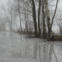 Что там, за туманами, солнце :: Владимир Гилясев
