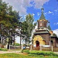 Свято-Ильинский  храм.  Бобруйск. :: Валера39 Василевский.