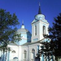 Церковь Св. Варвары. :: Валентина ツ ღ✿ღ