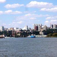 Город вдали... :: Alexander Borisovsky