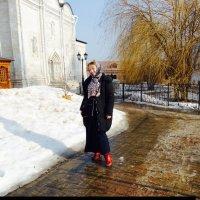 Красные ботиночки :: Svetlana27